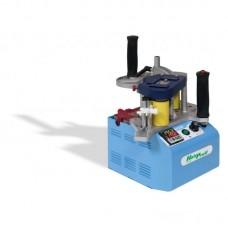 Ручной кромкооблицовочный станок Le-matic AR 500 с цифровой регулировкой температуры и вариатором скорости подачи