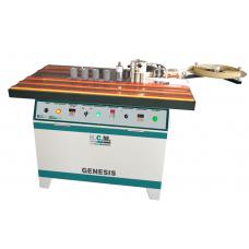 Кромкооблицовочный станок для прямых и радиусных деталей HCM GENESIS