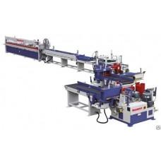 Автоматическая линия сращивания по длине BEAVER 150/6М