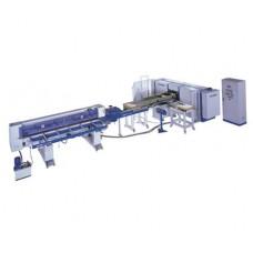 Полуавтоматическая линия торцевого сращивания FJL-180 SA