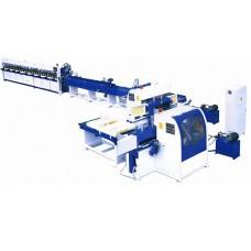 Автоматическая линия торцевого сращивания FJL150-9 (230 мм)
