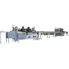 Автоматическая линия беспрерывного сращивания ЛБСА 002