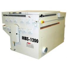 Многопильный круглопильный станок для роспуска плит MBS-1200 (Германия)