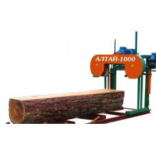 Электрическая пилорама Алтай-3 1000
