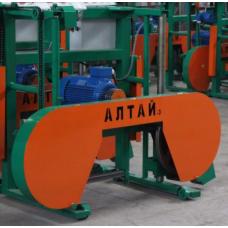 Электрическая пилорама Алтай-3 1200 проф