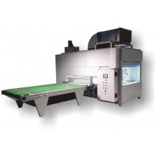 Автоматическая окрасочная камера с поперечно перемещающейся распылительной кареткой ЛАРГО-1300/1 и ЛАРГО-1300/2